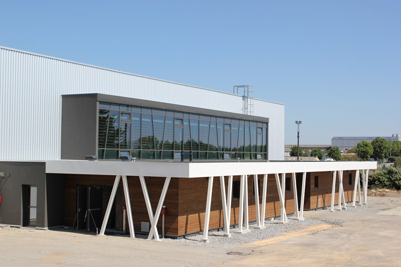 La salle de sports a t inaugur e en septembre 2013 arc for Piscine nivillac